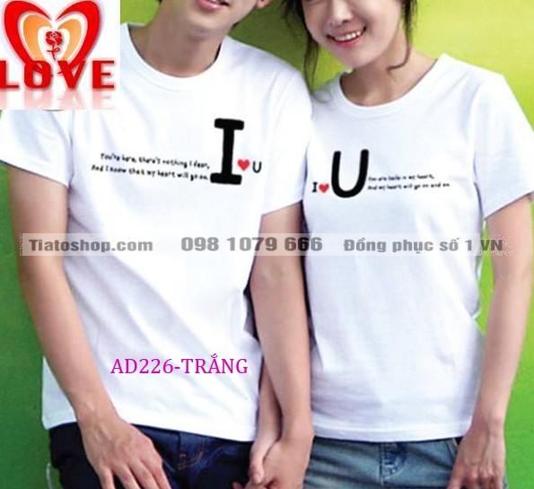 Áo đôi, áo cặp giá rẻ nhất Hà Nội