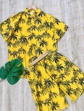 Bộ quần áo đi biển cho nam nữ
