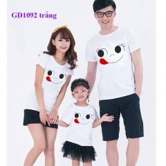 Đồng phục áo gia đình du xuân