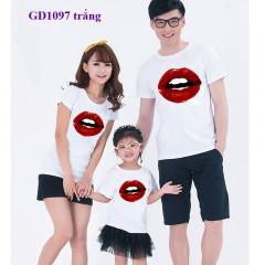 Đồng phục áo gia đình 2018