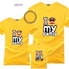 Áo gia đình - I Love Family