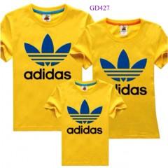 Mẫu áo gia đình adidas