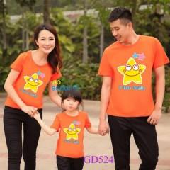 Áo gia đình giá rẻ Hà nội