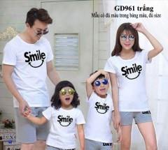 Xưởng bán buôn, bán lẻ áo đồng phục gia đình rẻ nhất Hà Nội
