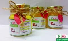 dầu dừa handmade