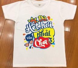 Mẫu đồng phục nhóm 2019 slogan chất hay