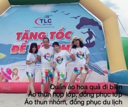 Mẫu đồng phục du lịch we are 1