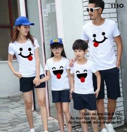 Áo gia đình tại Hà Nội