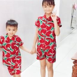 Bộ trái cây cho bé