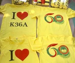 Áo kỷ niệm 60 năm thành lập trường