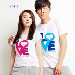Áo đôi , áo cặp đẹp tại Hà Nội