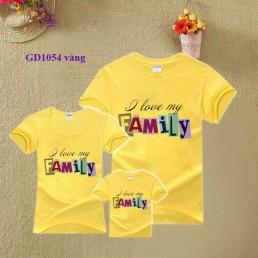 Đồng phục Family