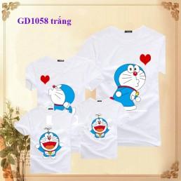Đồng phục gia đình Doraemon