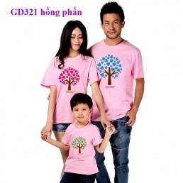Đồng phục áo gia đình tại Hà Nội