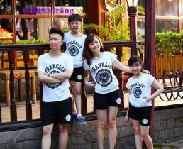 Địa chỉ in đồng phục áo gia đình