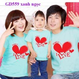 Đồng phục gia đình tại Thanh Hóa