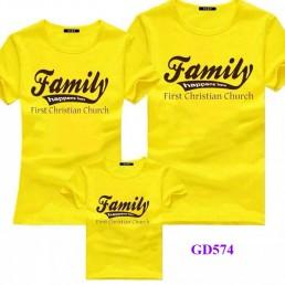 Địa chỉ bán áo gia đình