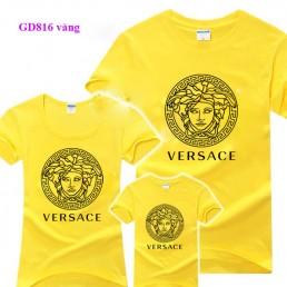 Mẫu áo thun Versace