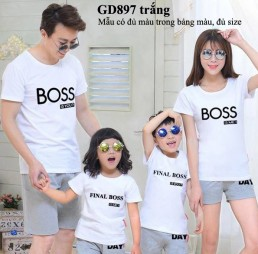 Đồng phục gia đình tại Bắc Giang