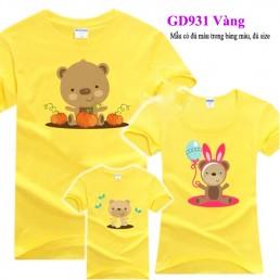 Đồng phục áo gia đình tại Hà Giang
