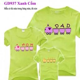 Đống phục áo gia đình tại Khánh Hòa