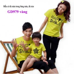 Địa chỉ bán đồng phục gia đình tại Hà Nội