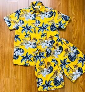 Quần áo đi biển cho nhóm nam