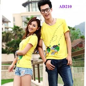 Áo đôi tại Hà Nội