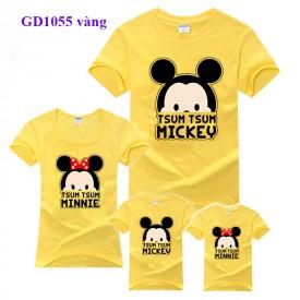 Đồng phục áo chuột Micky
