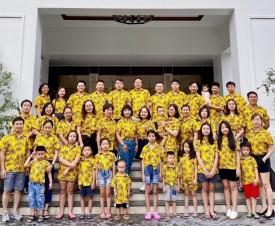 Áo đồng phục nhóm tại Thanh Hoá, Quảng Ninh