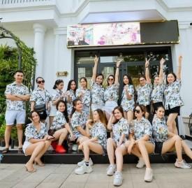 Đồng phục đi biển tại Hà Nội